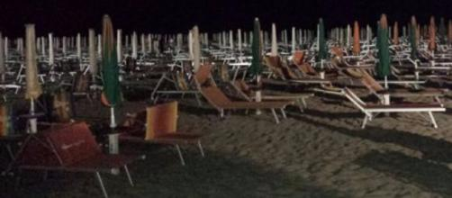 Giovane polacca violentata dal branco in spiaggia