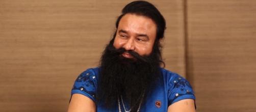 Gurmeet Ram Rahim Singh. [Image via Siddharth Kannan/YouTube]
