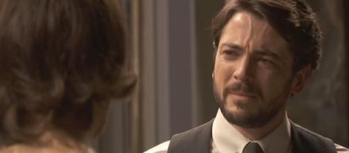 Il Segreto, anticipazioni: Hernando perdona suo figlio Damian