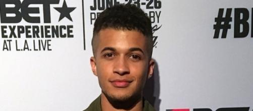 Jordan Fisher will be a celebrity contestant on 'Dancing with the Stars,' according to sources. [Jathan Wilson/Wikimedia Commons]