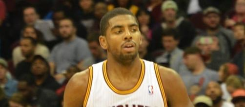 Kyrie Irving - Erik Drost via Wikimedia Commons