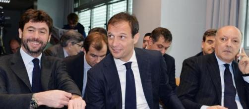 La Juventus, limiti a parte, sembra prepararsi a nuovi successi
