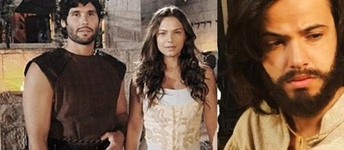 Lior fica sete anos mais velho na nova fase em ''O Rico e Lázaro''