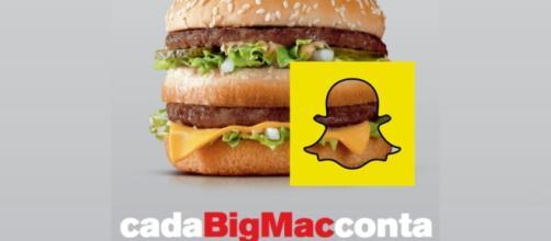 : McDonald's firma parceria com o Snapchat para a campanha contra o câncer