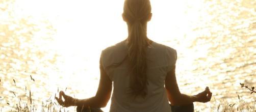 Meditation - Pleasing. Image via Pixabay.