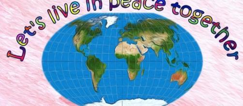 Peace. Avoid drama. Image via Pixabay
