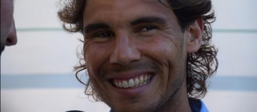 Rafael Nadal of Spain (Wikimedia Commons/Tourism Australia)