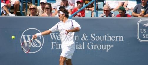 Roger Federer of Cincinnati (Wikimedia Commons/Jimmy Barrett)