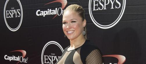 Ronda Rousey/ photo by Disney ABC Television Group via Flickr