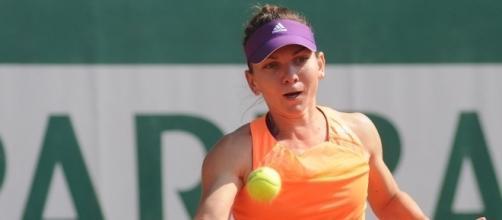 Second seed Simona Halep faces an uphill climb at the US Open -- Tafiana via WikiCommons