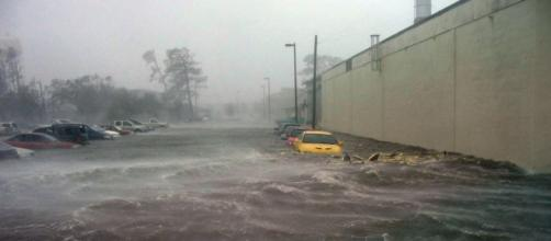 The Impact of Katrina was horrific. Picture via 403rd wing