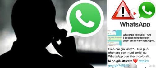 Whatsapp: attenzione alla nuova truffa