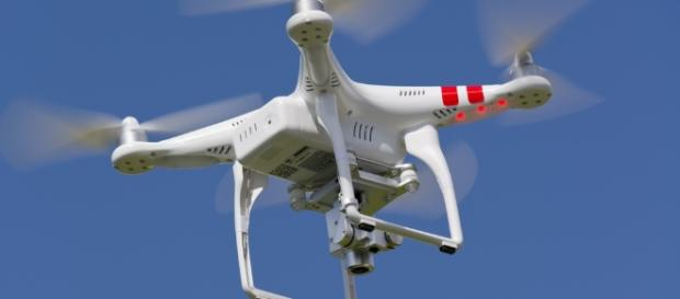 DJI says new update for Spark drones mandatory / Photo via B Ystebo, Flickr