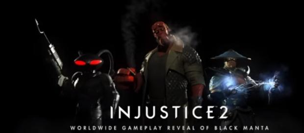 Ed Boon drops the first in-game photo of Black Manta ahead of the 'Injustice 2' character reveal on August 27. Injustice/YouTube