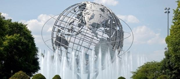 Flushing Meadows in New York (Wikimedia Commons/Flapane)