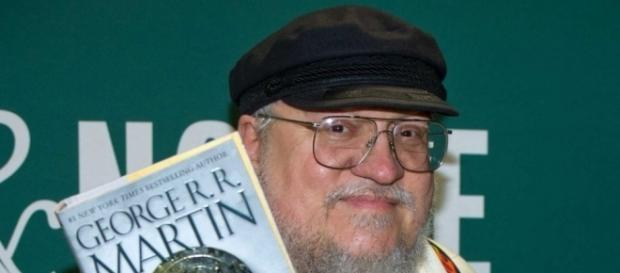 """George RR Martin revealed more """"The Winds of Winter"""" spoilers. Photo by RedTeamReview/YouTube Screenshot"""