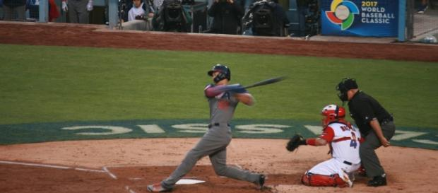Giancarlo Stanton | WBC Finals Dodgers Stadium - Wednesday, … | Flickr - flickr.com