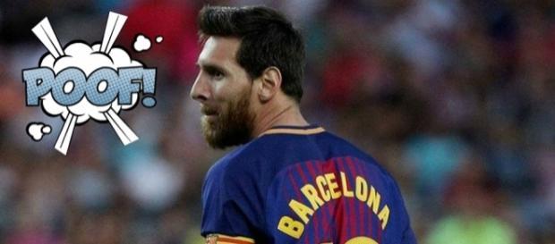 Lionel Messi pide la salida de cinco jugadores