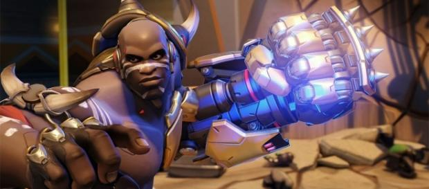 'Overwatch' Doomfist's Rocket Punch may have been nerfed again(IGN/YouTube Screenshot)