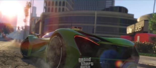 This leaked photo suggests the addition of Trion Nemesis supercar in Smuggler's Run DLC for 'GTA 5 Online.' MrBossFTW/YouTube