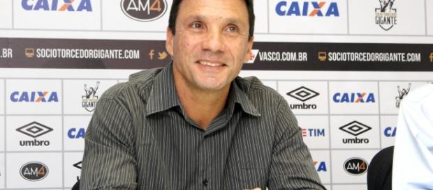 Zé Ricardo - Treinador do Vasco da Gama