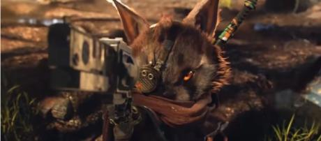 BioMutant Announcement Trailer (from ex-Just Cause Devs) - Image - IGN | Youtube