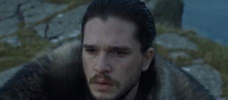 Kit Harrington,Jon Snow, Game of Thrones- (YouTube/12H)