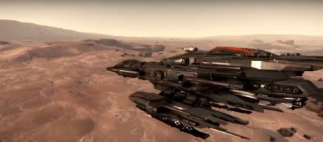 The 3.0 version of 'Star Citizen' showcased a lot of new features. Photo via Star Citizen/YouTube