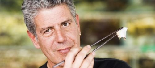 ANTHONY BOURDAIN by Lwp Kommunikáció | CC BY 2.0| Flickr