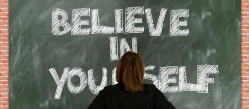 Believe in yourself. Image via Pixabay