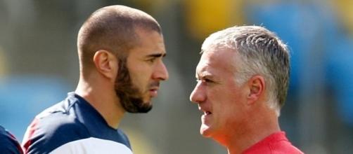 Benzema répond à Didier Deschamps!