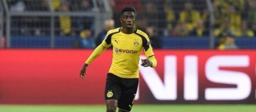 Borussia Dortmund star Ousmane Dembele wikipedia.org