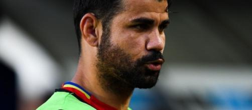 Chelsea striker Diego Costa wikimedia.org