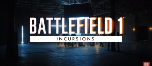DICE reveals 5v5 competitive Incursions mode for 'Battlefield 1' - YouTube/Battlefield