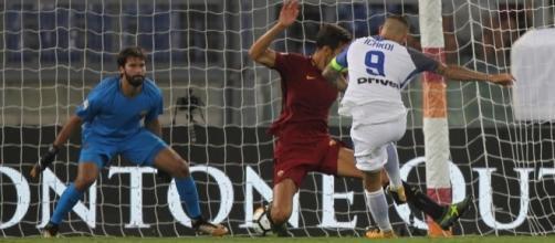 Inter, la vittoria contro la Roma spazza via le ansie di calciomercato | inter.it