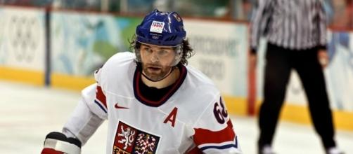 Jaromir Jagr of the Czech Republic (Creative Commons/s.yume)