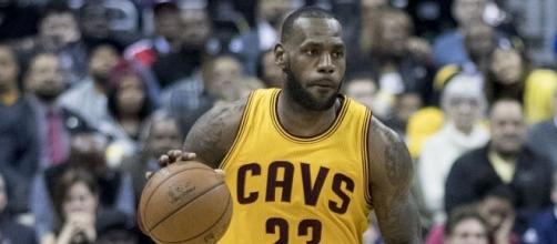LeBron James is expected by many to join the Los Angeles Lakers next year -- Keith Allison via WikiCommons