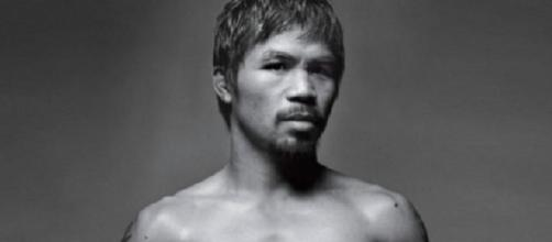 Manny Pacquiao responded to Floyd Mayweather's tweet, but in a hilarious way (via Facebook/Manny Pacquiao)