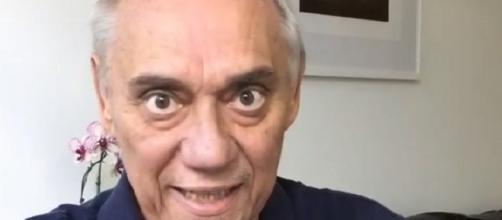 Marcelo Rezende revelou momentos de piora da doença e fez promessa emocionante