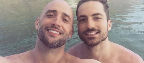 Marido de Paulo Gustavo está com o ator de férias