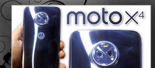 The FCC listing revealed the specs of the Moto X4. [Image: YouTube/Waqar Khan Channel]