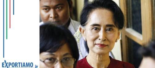 Myanmar: con il trionfo di Aung San Suu Kyi si allarga la strada ... - exportiamo.it