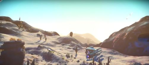 'No Man's Sky' released a new update that fixes multiple in-game issues. Photo via HelloGamesTube/YouTube