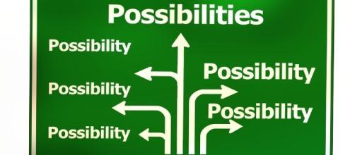 Possibilities. Image via Pixabay
