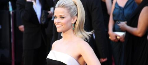Reese Witherspoon Red Carpet Report via Flickr