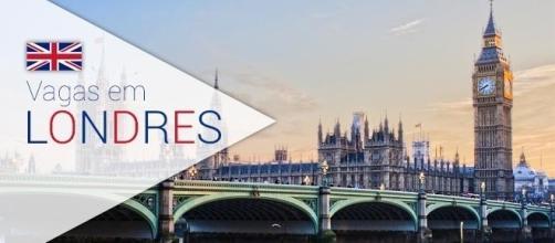 Saiba das oportunidades de trabalho na capital inglesa
