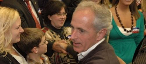 Sen. Bob Corker (R-TN) / [Image by Republican Party of Shelby County via Flickr, CC BY 2.0]