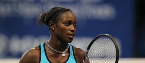 Sloane Stephens of the USA (Wikimedia Commons/Keith Allison)