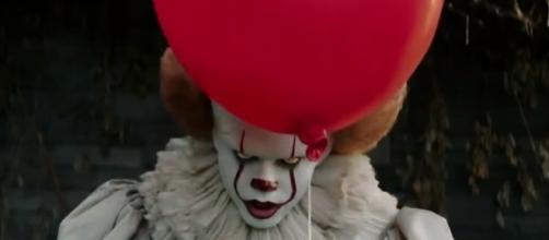 "Stephen King's ""It"", Pennywise- (YouTube/FilmSelect)"