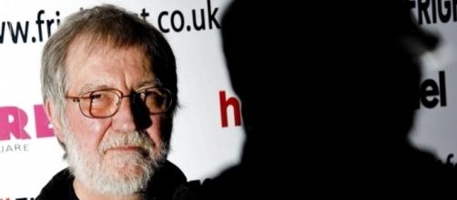 "Tobe Hooper, director of ""The Texas Chain Saw Massacre"" has died at 74 [Image: YouTube/Wochit Entertainment]"